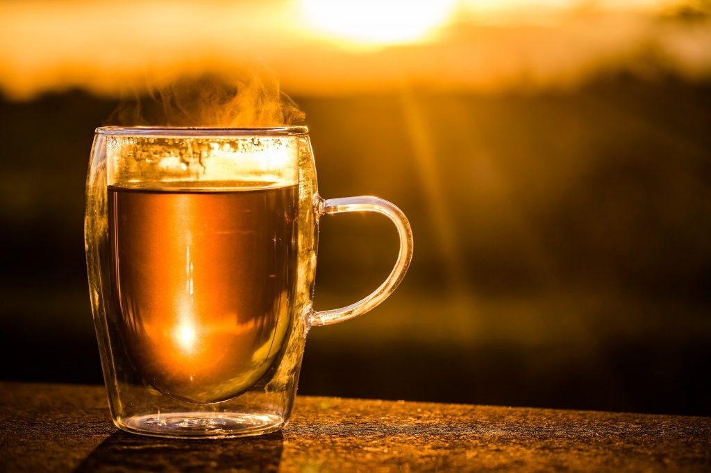Tee genießen